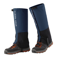 1Pair Outdoor Hiking Skiing Waterproof Snow Legging Gaiters Protective Leg Cover