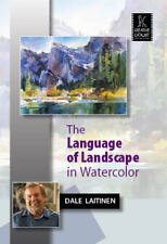 The Language of Landscape in Watercolor with Dale Laitinen - Art Education DVD