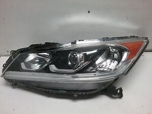 2008-2012 Honda Accord Left Front Headlight Assembly  8317341600