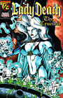 LADY DEATH THE CRUCIBLE #1/2 WIZARD LIMITED EDITION SIGNED BY BRIAN PULIDO (LG)