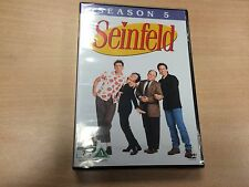 * DVD TV NEW SEALED * SEINFELD SEASON 5 *