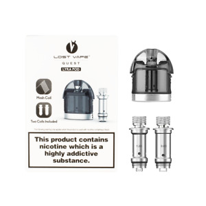 LOST VAPE QUEST LYRA POD (WITH COILS) 2ML