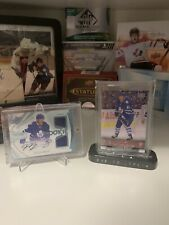 morgan rielly young guns And Rookie Patch Auto Set