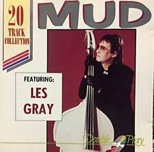 Mud Feat. Les Gray (20 track collection)  [CD]