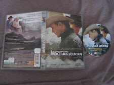 Le secret de Brokeback Mountain de Ang Lee avec Heath Ledger, DVD, Western