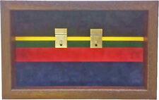 Large Royal Marines Medal Display Case