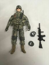 HIYA TOYS - OURWAR - 101ST AIR ASSAULT - Radioman  Action Figure