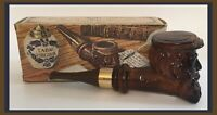Vintage AVON Windjammer Aftershave Pipe Decanter - NEW In Box     (A773)