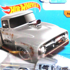 Hot Wheels 2017, Motorhutze Custom 1956 `56 Ford Pick Up Truck Street Car (H215