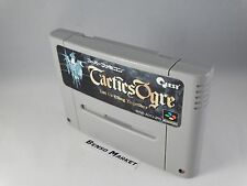 TACTICS OGRE LET US CLING TOGETHER NINTENDO SUPER FAMICOM SNES GIAPPONESE JP JAP