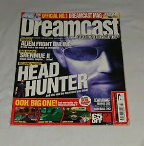 Dreamcast Magazine Issue #27