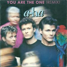 """A-ha - You are the one (remix) (7"""") 1988 FRANCE"""