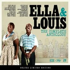 The Complete Anthology von Ella & Louis (2015)-6 CDs-TOP