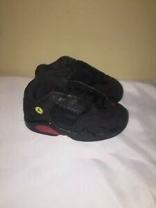 Jordan 14 Retro Last Shot 2018 toddler Size 8C