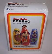 "Hanna-Barbera Fred Flintstone (Dino) 36"" Bop Bag  NIB Sealed 1991"