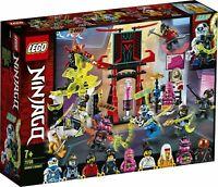 LEGO® NINJAGO® 71708, Marktplatz, NEU & OVP