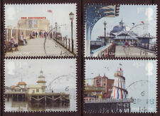 Timbres d'Europe blocs sur l'architecture