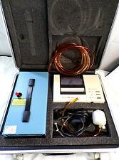 Met One Laser Particle Counter & Dpu-411 Type Ii Thermal Printer~Parts/Repair