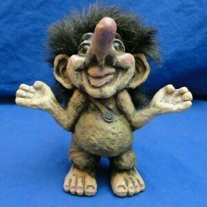 Nyform Troll Doll with Tail, Norway