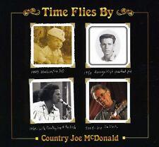 Country Joe McDonald - Time Flies By [New CD]
