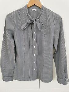 Club Monaco Shirt With Bow XS