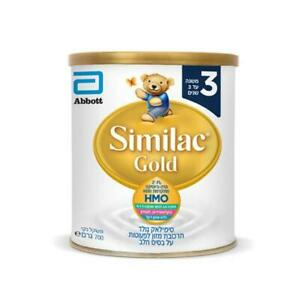 Similac Gold Stage 3 Breast-milk Substitute Powder 1-3 Years Kosher 700g