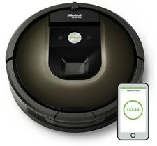 iRobot Roomba 980 WIFI Vacuum Robot with Accessories in the Original BoX