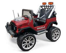 gaucho grande battery 12 V volt electric car jeep gip voiture peg perego OD0098