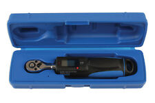 "LASER TOOLS 6207 DIGITAL TORQUE READ OUT RATCHET 200mm - 1/4"" Drive 6NM - 30NM"
