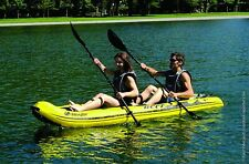 SEVYLOR Sit On Top Reef (Tm) Bottle Inflatable Kayak 2 Double Lakes Fishing