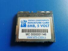 Vintage * Scheda memoria Viking Components 8 MB 5V VM416T5-CS03-2