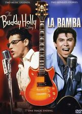 Buddy Holly Story/La Bamba [2 Discs] (2005, DVD NEW)