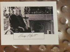 Larry Flynt signed autographed card Hustler Magazine Free Speech