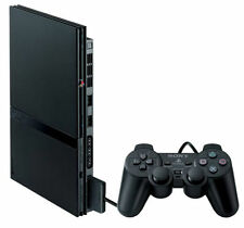 Sony PlayStation 2 Slim Black Console