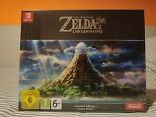 Nintendo Switch Zelda Link's Awakening Remake Edición Limitada Limited Edition