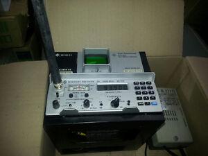 Rohde & Schwarz Miniport Receiver EB100 + Mini-Panorama EPZ100 + EB100-Z4