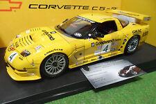 CHEVROLET CORVETTE C5-R #4 WINNER ALMS 2002 1/18 AUTOart 80207 voiture miniature