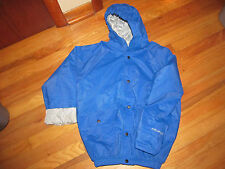 """STEARNS """"Dry Wear"""" Rain Jacket Insulated Quilted Lining Boy / Girl Size S/M NWOT"""
