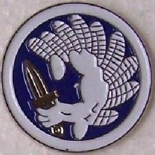 Hat Lapel Pin Tie Tac Push International French Foreign Legion 2nd Parachute Reg