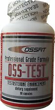 "OSS-TEST Testosterone Booster More Potent Than ""BSN AXIS HT"""