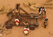 King and Country CAVALIERI CROCIATI MK25 Catapulta Toy Soldiers Britains