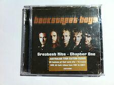 Backstreet Boys Greatest Hits Chapter One _ Australia Tour Edition CD DVD .