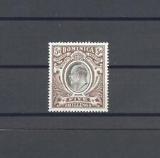 DOMINICA 1907-08 SG 46 MNH Cat £75
