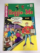 Reggie and Me  #78 May 1975 Archie Comics VF+  Fawcett Riverdale Betty Veronica