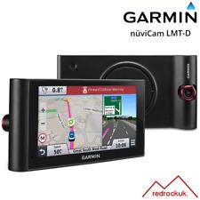 "Garmin NuviCam LMT-D 6"" GPS Sat Nav - Full Europe - Built-in Dash Cam"