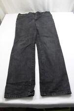 J8038 Wrangler Comfort Fit Jeans W36 L36 Schwarz  Sehr gut