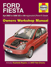 Ford Paper 2002 Car Service & Repair Manuals