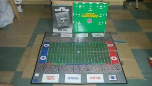 MacGregor Action All Pro Football Game COMPLETE EXCELLENT condition L@@K