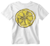Lemon T-shirt I Wanna Be Adored Stone Roses Ian Brown 80s 90s retro tee music