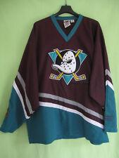 Maillot Hockey Mighty Ducks d'Anaheim Vintage NHL Campri Ice Jersey #22 - M